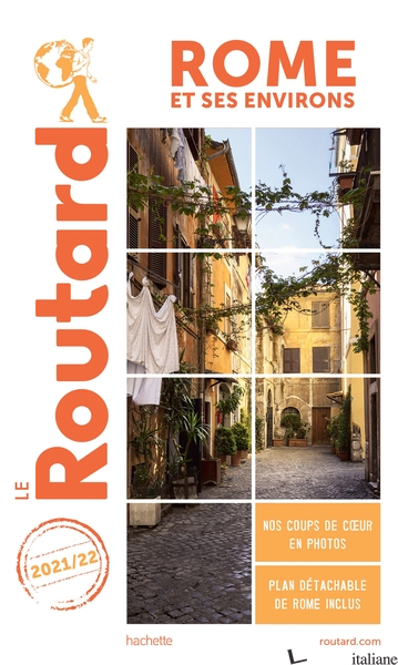 Guide du Routard Rome 2021/2022 - Aa.Vv