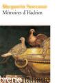 MEMOIRES D' HADRIEN --vedi nuovo codice 9782070402670--- - MARGUERITE YOURCENAR