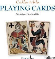 COLLECTIBLE PLAYING CARDS - FRÈDÈRIQUE CRESTIN-BILLET