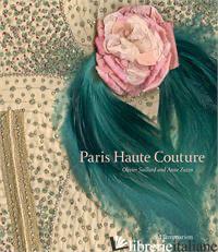PARIS HAUTE COUTURE - SAILLARD