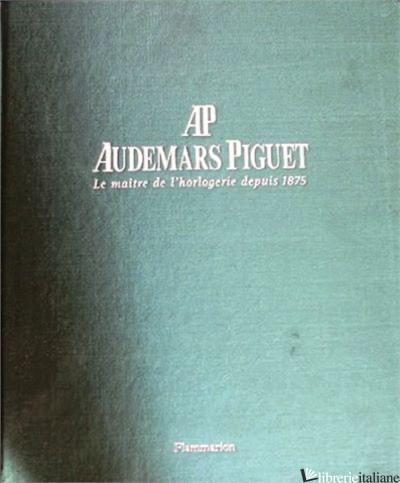 AUDEMARS PIGUET (ITALIAN EDITION) - FRANÁOIS CHAILLE