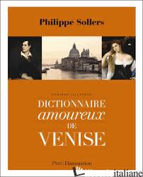 DICTIONAIRE AMORUREX DE VENISE -