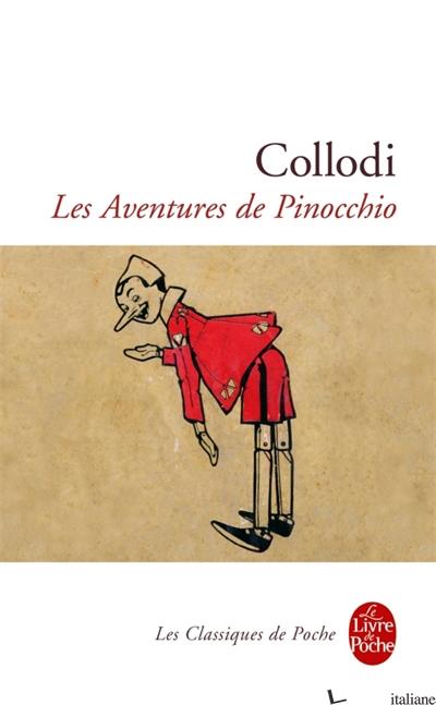 LES AVENTURES DE PINOCCHIO - COLLODI CARLO