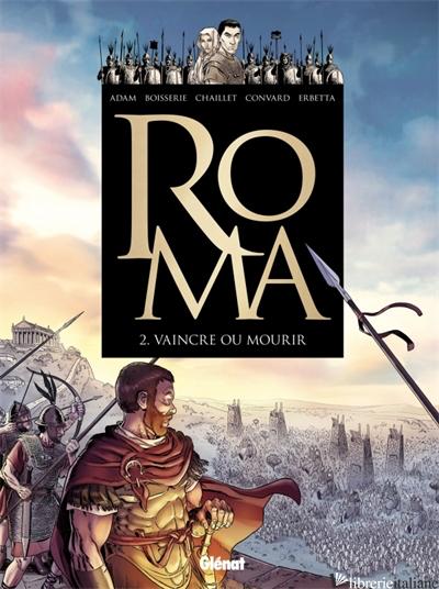 Roma - Tome 02 - Adam eric