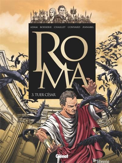 Roma - Tome 03 - Adam eric