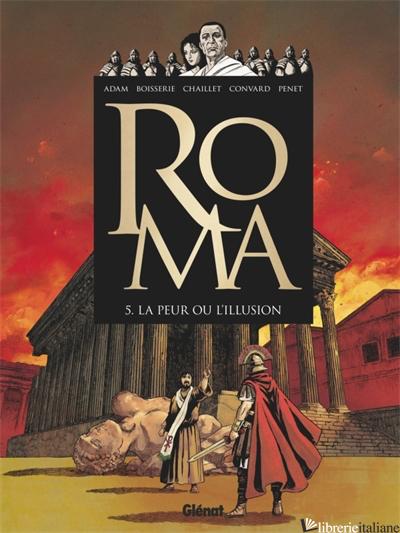 Roma - Tome 05 - Adam eric