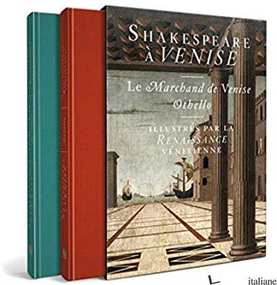 Shakespeare A Venise - Le Marc - Shakespeare William