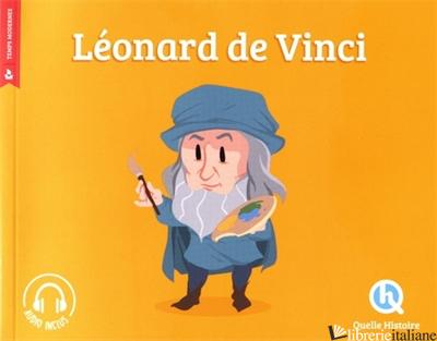 Leonard De Vinci   - Queru Albin