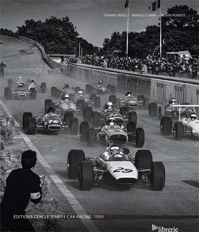 Car Racing 1968 - Alain Pernot,Johnny Rives,Manou Zurini