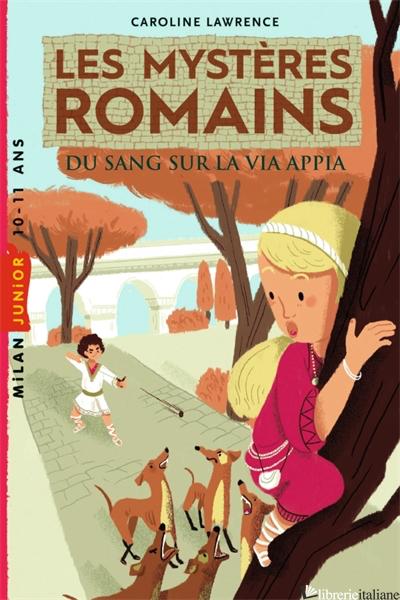 Les mysteres romains, Tome 01 - Lawrence Caroline