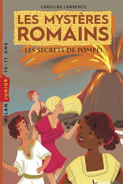 Les mysteres romains, Tome 02 - Lawrence Caroline