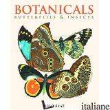 BOTANICALS BUTTERFLIES & INSECTS - LESLIE K. OVERSTREET