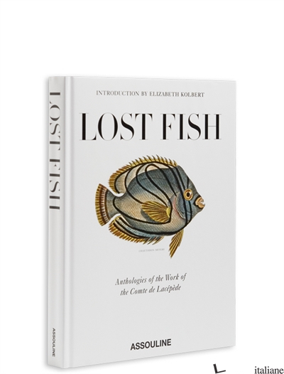 LOST FISH - ELIZABETH KOLBERT