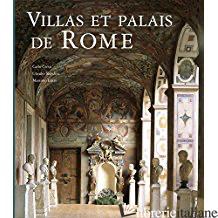 VILLAS ET PALAIS DE ROME - CRESTI CARLO
