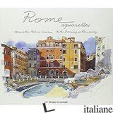 ROME AQUARELLES - Moireau Fabrice