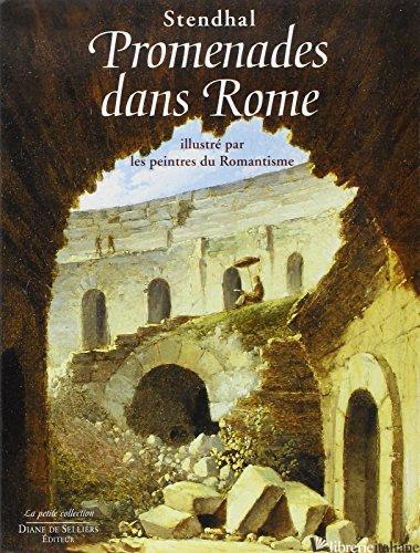 Promenades Dans Rome Illustre - Stendhal