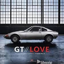 """GT LOVE - Harald Hamprecht and Jens Cooper"""""""