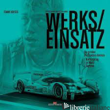"""Porsche Works Team - Frank Kayser and Heike Hientzsch"""""""