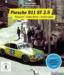 Porsche 911 ST 2.5 - Thomas Imhof, Michael Keyser