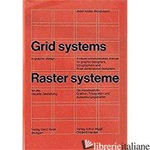 Grid Systems in Graphic Design  - JOSEF MULLER-BROCKMANN