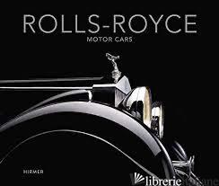 ROLLS-ROYCE MOTOR CARS -
