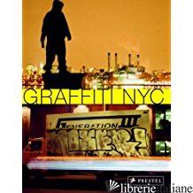 GRAFFITI NYC - HUGO MARTINEZ; ANTONIO ZAYA