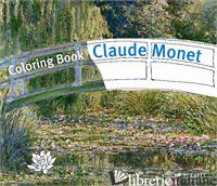 COLORING BOOK MONET - ANNETTE ROEDER