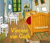 COLORING BOOK VAN GOGH -