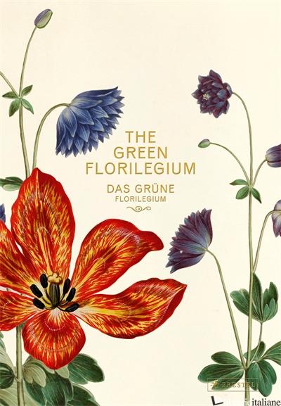 GREEN FLORILEGIUM DAS GRUNE FLORILEGIUM,THE - Kolind Poulsen, Hanne
