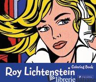 ROY LICHENSTEIN: COLORING BOOK -
