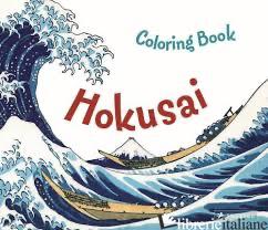 COLORING BOOK HOKUSAI - KRAUSE, MARIE