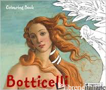 COLORING BOOK BOTTICELLI - AA.VV