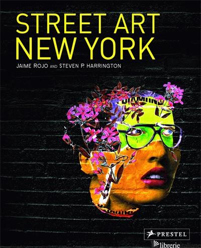 Street Art New York - Jaime Rojo