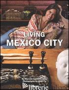 Living Mexico City Hb -