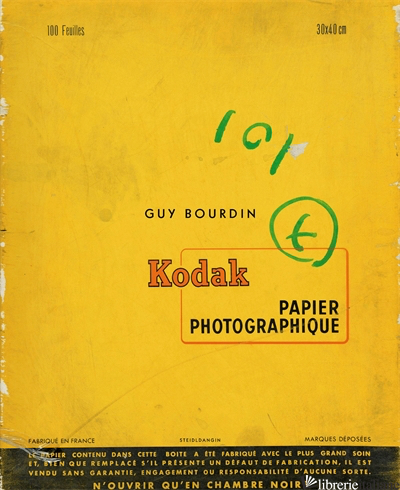 GUY BOURDIN, UNTOUCHED - GUY BOURDIN
