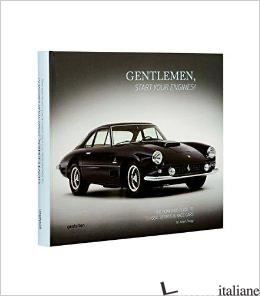 GENTLEMEN START YOUR ENGINES! - JARED ZAUGG ROBERT KLANTEN