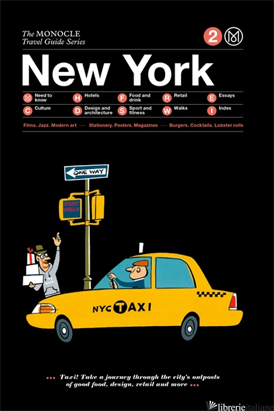 The Monocle Travel Guide to New York (updated version) - Monocle