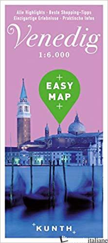 EASY MAP Deutschland/Europa Venedig 1 : 6.000 -