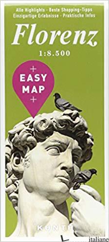 EASY MAP Florenz 1:8.500 -