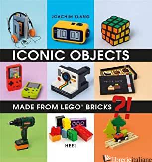 Iconic Objects Made of LEGO® Bricks -