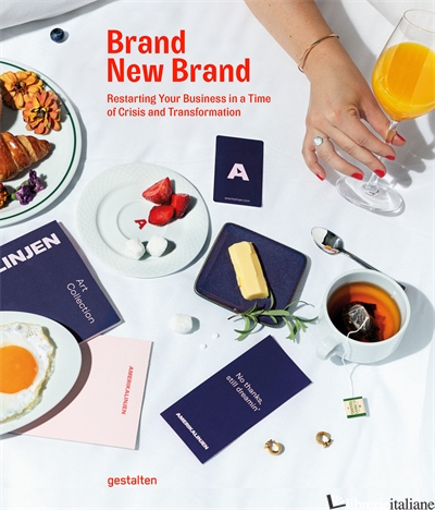 Brand New Brand - gestalten