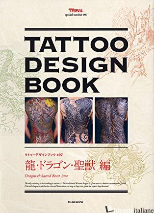 TATTOO DESIGN BOOK #07-------10.00------------ -