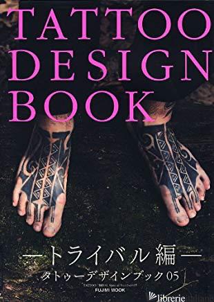 TATTOO DESIGN BOOK N. 5------40.00--------- -