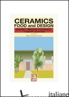 CERAMICS FOOD AND DESIGN - MARIA CHRISTINA HAMEL
