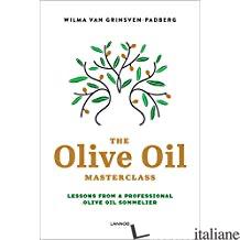 Olive Oil Masterclass - Wilma Van Grinsven-Padberg