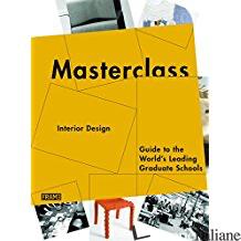 MASTERCLASS: INTERIOR DESIGN -