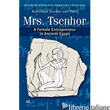 Mrs Tsenhor - Koenraad Donker van Heel
