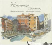 Rome Sketchbook - Moireau Fabrice