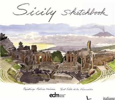 SICILY SKETCHBOOK - MOIREAU, FABRICE