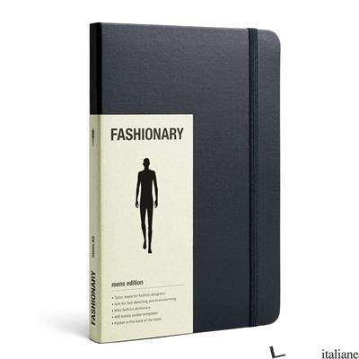 Fashionary A5 Men - FASHIONARY